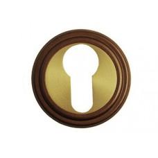 Накладка под цилиндр/ключ (бронза)