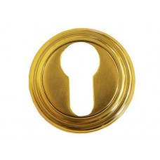 Накладка под цилиндр/ключ (французcкое золото)