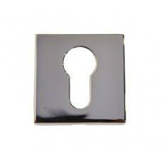 Накладка под цилиндр/ключ (хром)