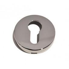 Накладка под цилиндр/ключ (хром полированный)