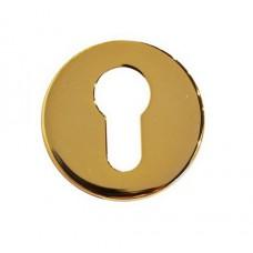Накладка под цилиндр/ключ (золото)