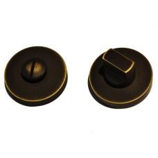 Накладка под WC-фиксатор (бронза матовая)