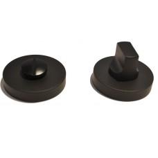 Накладка под WC-фиксатор (матовый черный)