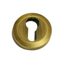 Накладка под цилиндр/ключ (патина)