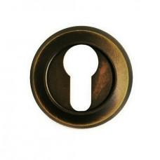 Накладка под цилиндр/ключ  (бронза матовая)