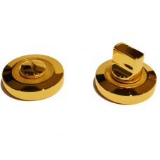 Накладка под WC-фиксатор (золото/золото матовое)