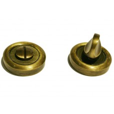 Накладка под WC-фиксатор (старая бронза)