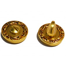 Накладка под WC-фиксатор ( французское золото)