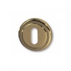 DIADEM накладка под цилиндр-ключ латунь
