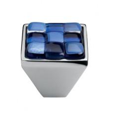 Brera Chess ручка-кнопка мебельная (хром полированный)