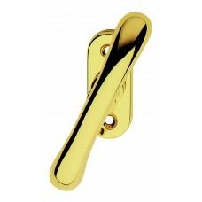 Saba ручка оконная (латунь)