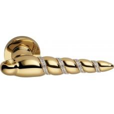Shell Mesh ручка дверная (золото)