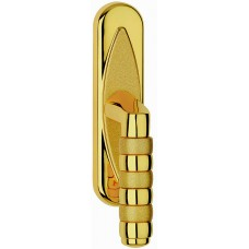 Relax ручка оконная (золото/золото матовое)