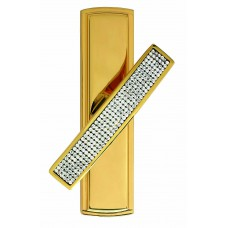 Profilo Mesh ручка оконная (золото)