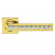 Reflex  ручка дверная (золото полированное)