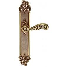 Rococo ручка на планке (французское золото)