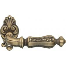 Soleil ручка дверная (патина матовая)