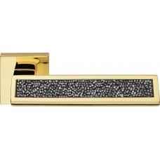 Riflesso Rocks ручка дверная (золото)