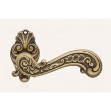 Barocco ручка дверная (патина матовая)