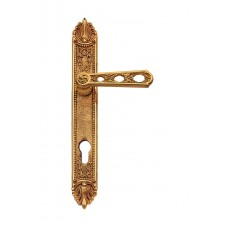 Ручка на планке Enrico Cassina (старое золото)