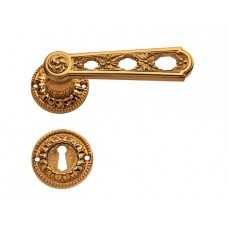 Ручка дверная Enrico Cassina (старое золото)