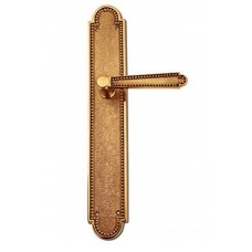 Ручка на планке Enrico Cassina (императорское золото)