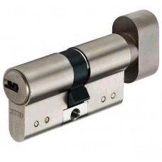 Цилиндр KD15 Плоский ключ/вороток (никель)