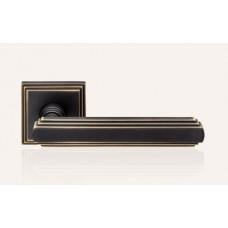 Glamor ручка дверная (бронза матовая)