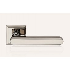 Glamor ручка дверная (никель полированный)